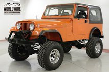 1981 Jeep CJ-7 Base