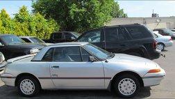 1991 Mercury Capri XR2 Turbo