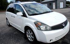 2009 Nissan Quest 3.5