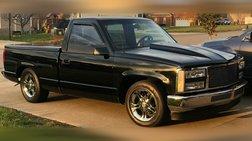 1990 GMC Sierra 1500 Show Truck Low Miles Rust Free Garage Kept
