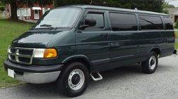 1999 Dodge Ram Wagon 3500 Maxi