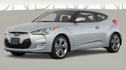 2017 Hyundai Veloster Coupe 3D