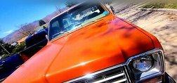 1976 Chevrolet Full 4x4 K5 Mountain Blazer