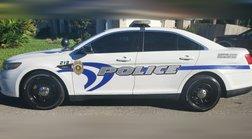 2013 Ford Taurus Police Interceptor