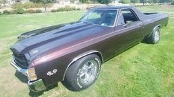 1971 Chevrolet El Camino SS Restored from Ground Up