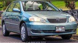 2006 Toyota Corolla CE