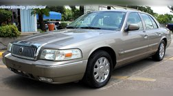 2006 Mercury Grand Marquis LS Premium