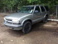 2000 Chevrolet Blazer Trailblazer