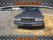 1988 Mercury Grand Marquis LS