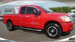 2007 Nissan Titan SE 4x4 Off-Road
