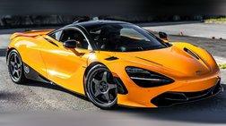 2021 McLaren 720S 720s