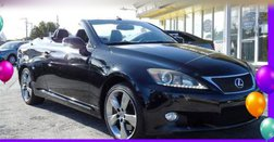2011 Lexus IS 350C Base