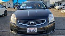 2012 Nissan Sentra Sedan 4D