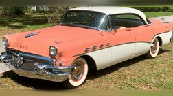 1956 Buick Roadmaster 4 Door Hardtop