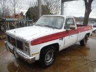 1985 Chevrolet  REGULAR CAB 2WD