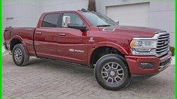 2020 Ram Ram Pickup 2500 Laramie Longhorn