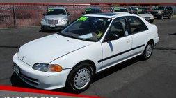 1992 Honda Civic EX