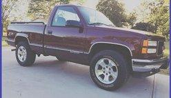 1997 GMC Sierra 1500 SLE