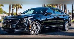 2017 Cadillac CT6 Hybrid Premium Luxury