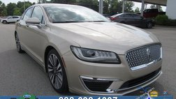 2017 Lincoln MKZ Select
