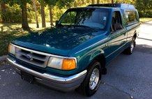 1996 Ford Ranger Short Bed