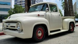 1956 Ford F-100 1956 FORD F100 RESTORED LOTS OF UPGRADES 302V8