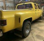 1982 Chevrolet C/K 30 Series C30