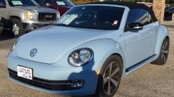 2013 Volkswagen Beetle 2.0T 60s Edition