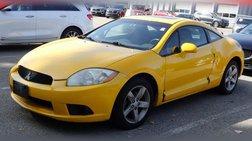 2009 Mitsubishi Eclipse GS