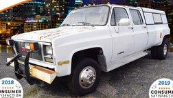 1989 GMC  Crew Cab 4WD