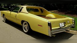 1978 Cadillac Eldorado ELDORADO