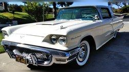 1958 Ford Thunderbird Squarebird 2 door hardtop