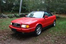 1997 Audi Cabriolet Base