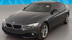 2015 BMW 4 Series 435i xDrive Gran Coupe