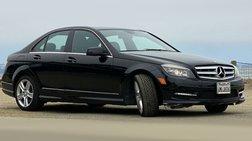 2011 Mercedes-Benz C-Class C 300 Luxury