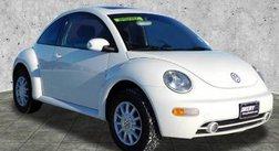 2005 Volkswagen New Beetle GLS TDI