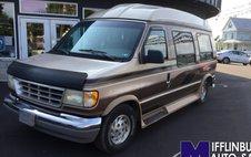1993 Ford Econoline Cargo Van E-150