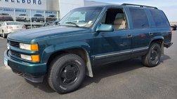 1999 Chevrolet Tahoe LT
