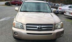 2006 Toyota Highlander Hybrid HYBRID