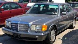 1991 Mercedes-Benz 300-Class 300 SEL