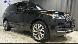 2020 Land Rover Range Rover HSE Td6
