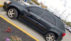 2009 Pontiac Torrent GXP