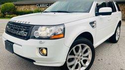 2014 Land Rover LR2 HSE LUX
