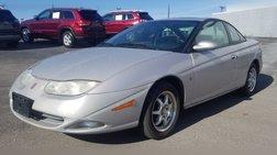 2001 Saturn S-Series SC2