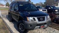 2014 Nissan Xterra PRO-4X