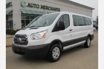 2018 Ford Transit Passenger 150 LOW ROOF XLT 60/40 PASS. 130-IN. WB