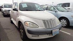 2002 Chrysler PT Cruiser 4dr Wgn Limited