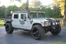 1998 AM General Hummer Open Top