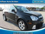 2009 Saturn VUE Red Line