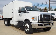 2019 Ford 16ft Chip Truck